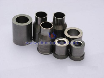 Tungsten Carbide Flange Bush Picture