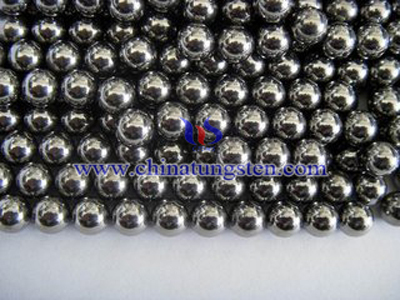 Tungsten Carbide Ball Picture