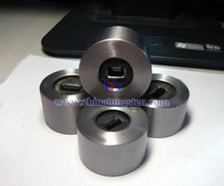 Tungsten Carbide Nibs for Metal Bars Picture